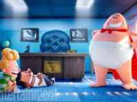 Captain Underpants Trailer Review