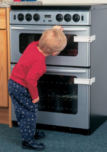 kitchen baby proofing