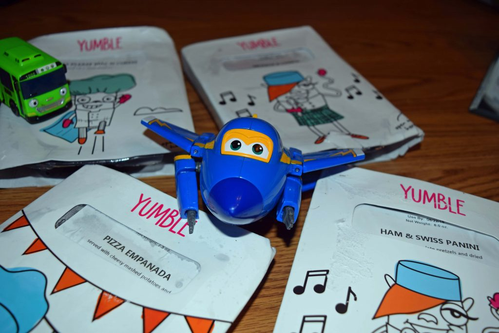 Yumble Review | Kids Meal Delivery Service