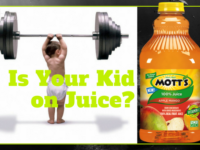 Bro, Your Kid Juicing?
