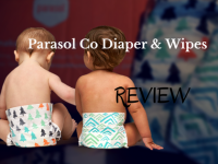 Parasol Co Diapers & Wipes Review