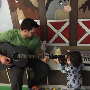 music time with your baby