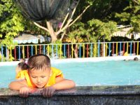 Parents, Pay Attention After Your Kids Swim