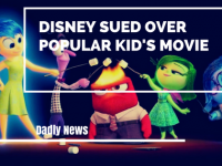 Disney Gets Sued Over Inside Out Movie