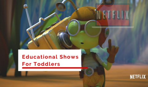 Netflix's Best Educational Shows For Toddlers