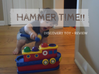Hammer Away Toy Review – Discovery Toys