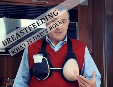 Dad's Role In Breastfeeding
