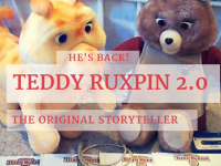 Teddy Ruxpin Is Back