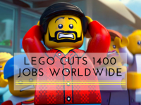 Lego Cuts 1400 Jobs As The Company Resets