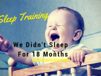 18 Month Old Sleep Training