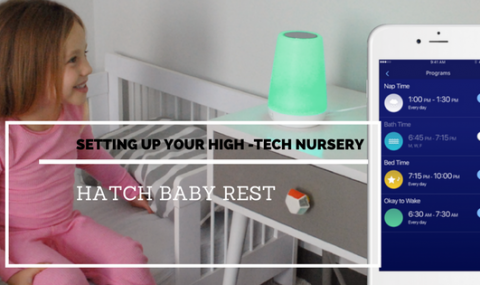 Hatch Baby Rest Review