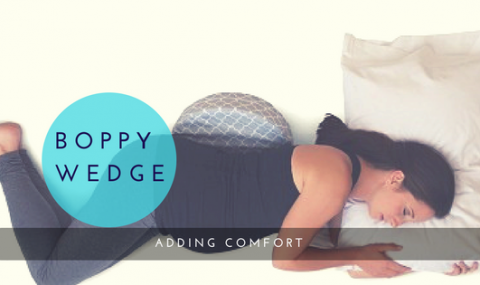 Review Of The Boppy Wedge