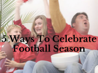 5 Ways To Celebrate The Football Season