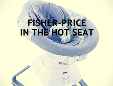 Fisher-Price Recalls Over 60,000 Motorized Infant Seats