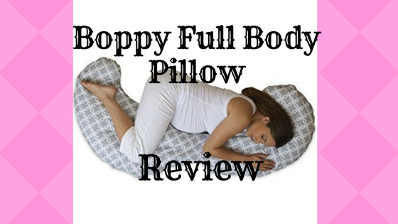 Boppy Body Pillow Review Full Body Support At Night Dadly Reviews