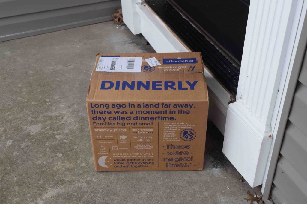 Dinnerly Review | Affordable Meal Delivery Service | Dadly