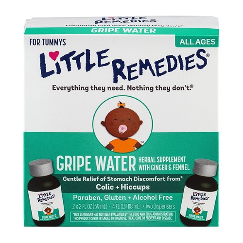 Is Gripe Water Safe For Babies? | Dadly
