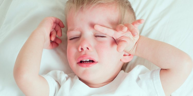 Why Your Toddler Wakes Up Screaming